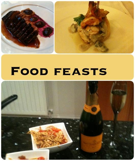 food feast